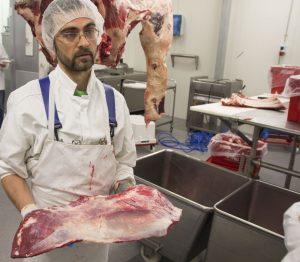 Lihanleikkuu on hieno käsityöala, sanoo Rene Luukkanen.