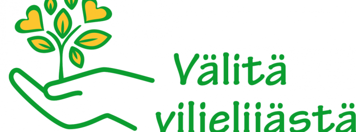 Välitä viljelijästä -projektin logo
