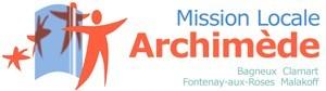 Mission Locale Archiméde -logo