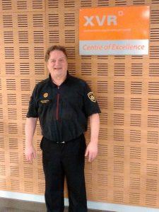 Simulaatio¬-oppimisympäristön on palveltava laajaa käyttäjäkuntaa, sanoo koulutusmestari Reijo Hirvi Keski-Suomen pelastuslaitokselta