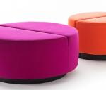 värikäs tuoli