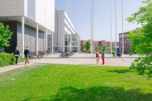 Photo of the campus